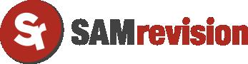 SAMRevision Logotyp